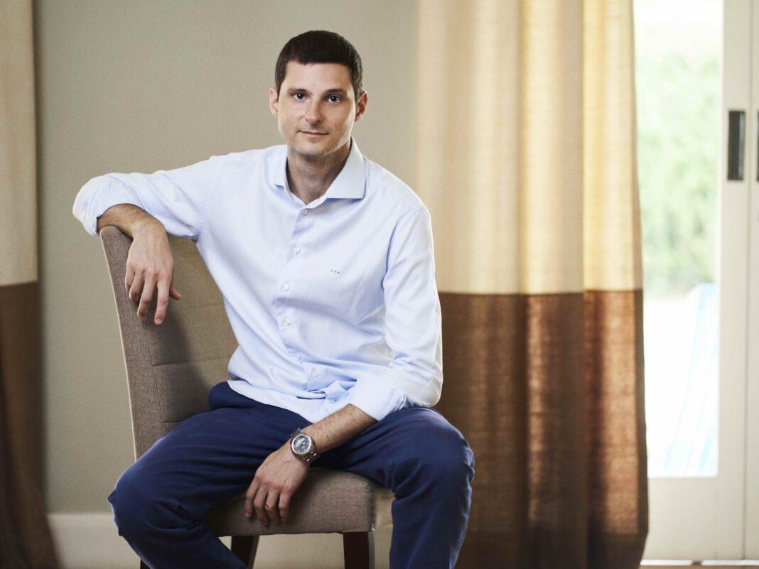 RodrigoAmato, CEO Mark 2 Market