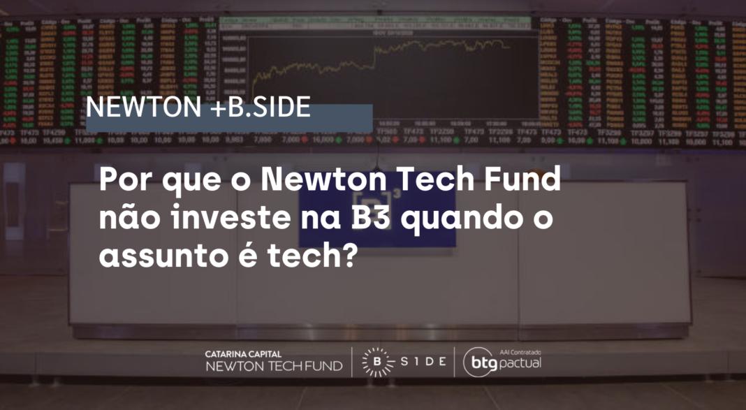 Newton + BSide_Tech